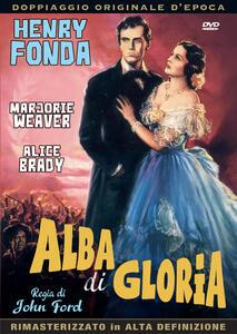 Alba di gloria di John Ford - DVD