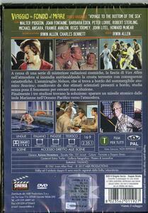 Viaggio in fondo al mare di Irwin Allen - DVD - 2