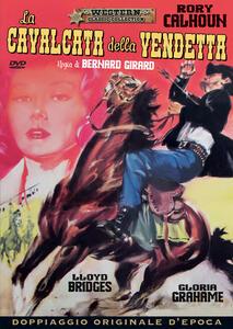 La cavalcata della vendetta di Bernard Girard - DVD