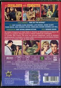 La cavalcata della vendetta di Bernard Girard - DVD - 2