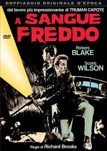 A sangue freddo (DVD) di Richard Brooks - DVD