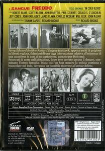 A sangue freddo (DVD) di Richard Brooks - DVD - 2