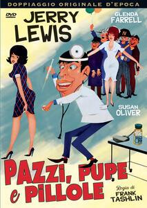 Pazzi, pupe e pillole (DVD) di Frank Tashlin - DVD