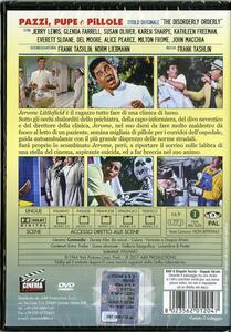 Pazzi, pupe e pillole (DVD) di Frank Tashlin - DVD - 2