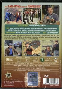 Una pallottola per un fuorilegge (DVD) di Robert G. Springsteen - DVD - 2