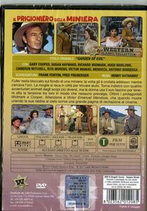 Il prigioniero della miniera (DVD) di Henry Hathaway - DVD - 2