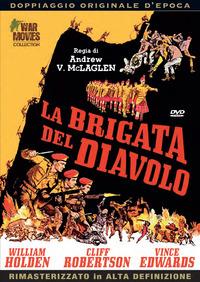 Cover Dvd La brigata del diavolo (DVD)