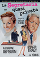 Cover Dvd DVD La segretaria quasi privata