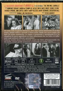 La seconda signora Carroll (DVD) di Peter Godfrey - DVD - 2