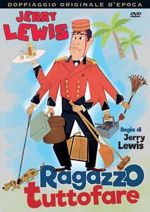Ragazzo tuttofare (DVD) di Jerry Lewis - DVD