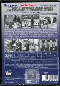 Ragazzo tuttofare (DVD) di Jerry Lewis - DVD - 2