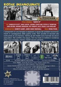 Rotaie insanguinate  (DVD) di Irving Pichel - DVD - 2