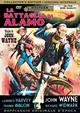 Cover Dvd La battaglia di Alamo