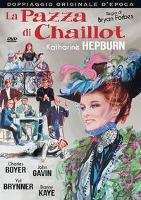 Cover Dvd La pazza di Chaillot (DVD)