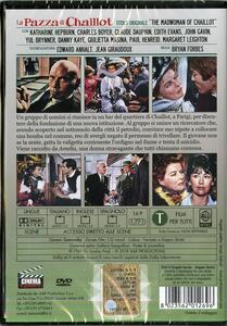 La pazza di Chaillot (DVD) di Bryan Forbes - DVD - 2