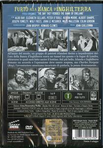 Furto alla banca d'Inghilterra (DVD) di John Guillermin - DVD - 2