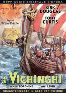I vichinghi (DVD) di Richard Fleischer - DVD