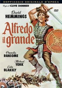 Alfredo il Grande (DVD) di Clive Donner - DVD