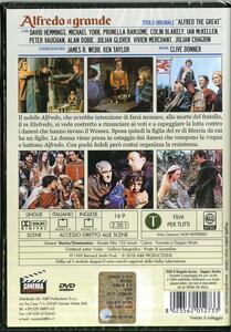 Alfredo il Grande (DVD) di Clive Donner - DVD - 2