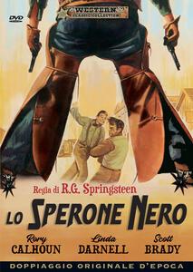Film Lo sperone nero (DVD) Robert G. Springsteen