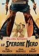 Cover Dvd Lo sperone nero