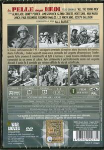 La pelle degli eroi (DVD) di Hall Bartlett - DVD - 2