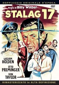 Cover Dvd Stalag 17. Rimasterizzato in HD (DVD)
