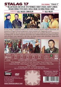 Stalag 17. Rimasterizzato in HD (DVD) di Billy Wilder - DVD - 2