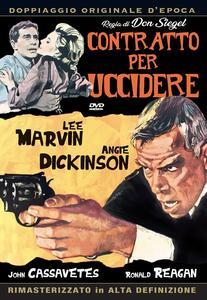 Contratto per uccidere. Rimasterizzato in HD (DVD) di Don Siegel - DVD