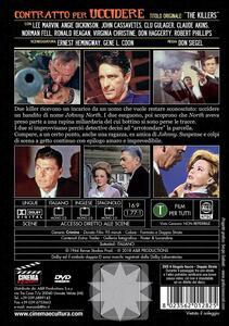 Contratto per uccidere. Rimasterizzato in HD (DVD) di Don Siegel - DVD - 2