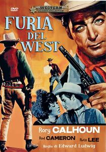 Film Furia del West (DVD) Edward Ludwig