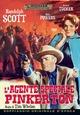 Cover Dvd DVD L'agente speciale Pinkerton