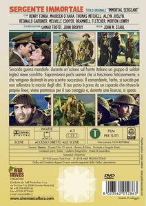 Sergente immortale (DVD) di John M. Stahl - DVD - 2
