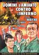 Cover Dvd DVD Uomini d'amianto contro l'inferno