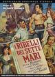 Cover Dvd DVD I ribelli dei sette mari