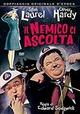 Cover Dvd DVD Il nemico ci ascolta