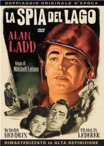 La spia del lago. Rimasterizzato in HD (DVD) di Mitchell Leisen - DVD
