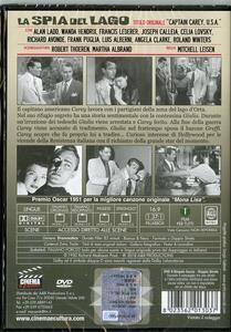 La spia del lago. Rimasterizzato in HD (DVD) di Mitchell Leisen - DVD - 2