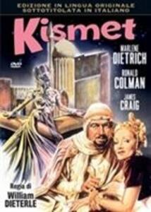 Kismet. Edizione in lingua originale (DVD) di William Dieterle - DVD