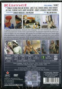 Kismet. Edizione in lingua originale (DVD) di William Dieterle - DVD - 2