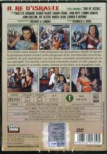 Il re di Israele. Audio rarissimo recuperato da pellicola (DVD) di Reginald Le Borg - DVD - 2