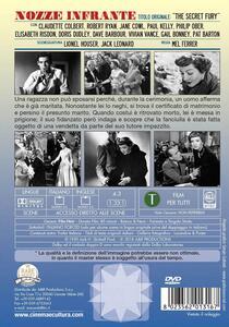 Nozze infrante (DVD) di Mel Ferrer - DVD - 2