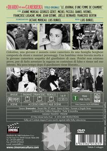 Il diario di una cameriera . Rimasterizzato in HD (DVD) di Luis Buñuel - DVD - 2