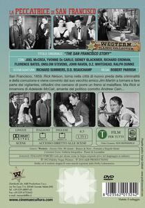La peccatrice di San Francisco (DVD) di Robert Parrish - DVD - 2
