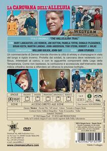 La carovana dell'alleluja (DVD) di John Sturges - DVD - 2