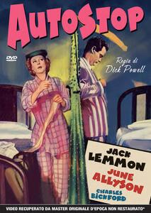 Autostop (DVD) di Dick Powell - DVD