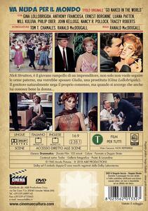 Va nuda per il mondo (DVD) di Ranald MacDougall - DVD - 2
