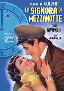 La signora di mezzanotte (DVD) di Mitchell Leisen - DVD