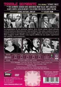 Tavole separate (DVD) di Delbert Mann - DVD - 2