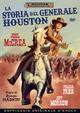 Cover Dvd La storia del generale Houston